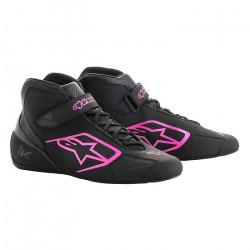 Topánky ALPINESTARS Tech-1 K - Black/Pink