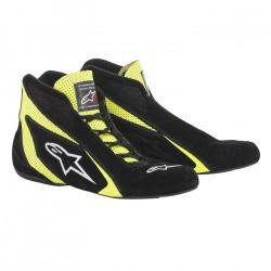 Topánky ALPINESTARS SP FIA - Black/Yellow
