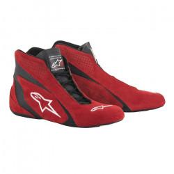 Topánky ALPINESTARS SP FIA - Red/Black