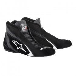 Topánky ALPINESTARS SP FIA - Black/White