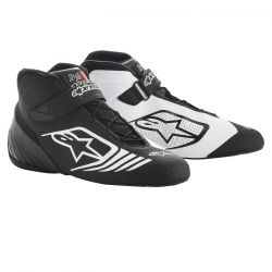 Topánky ALPINESTARS Tech-1 KX - Black/White