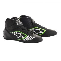 Topánky ALPINESTARS Tech-1 KX - Black/Green