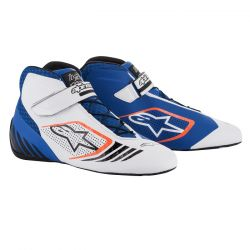 Topánky ALPINESTARS Tech-1 KX - Blue/White/Orange