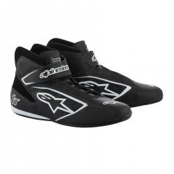 Topánky ALPINESTARS FIA Tech 1 T - Black/White