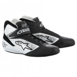 Topánky ALPINESTARS FIA Tech 1 T - Black/Silver
