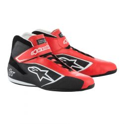 Topánky ALPINESTARS FIA Tech 1 T - Red/Black/White