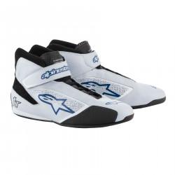 Topánky ALPINESTARS FIA Tech 1 T - Silver/White