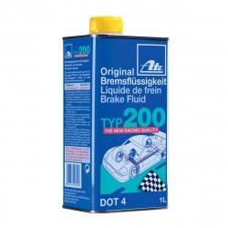 Brzdová kvapalina ATE DOT4 TYP 200 - 1l