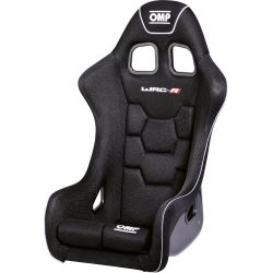Športová sedačka OMP WRC-R, FIA