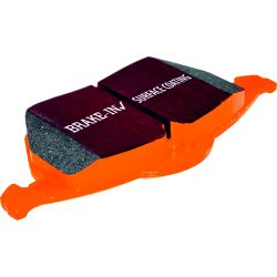 Zadné brzdové dosky EBC Orangestuff FULL RACE DP9680