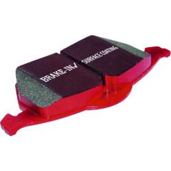 Predné brzdové dosky EBC Redstuff Ceramic DP31487C