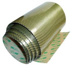 Samolepiaci XL plát karbon/kevlar