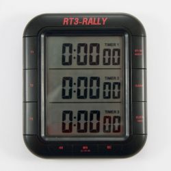 Digitálne stopky RT3-RALLY