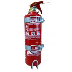 Ručný hasiaci prístroj 2kg RRS s FIA