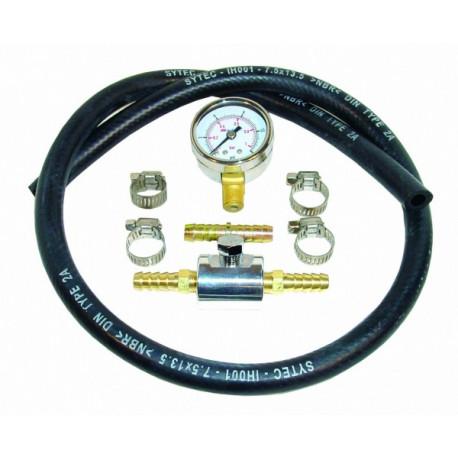 Manometre, adaptéry Testovacia sada tlaku paliva Sytec, 0-1Bar | race-shop.sk