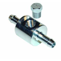 Adaptér Sytec na montáž manometra alebo snímača tlaku paliva 8,12, 17, 25mm