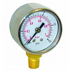 Manometer Sytec 0-1Bar