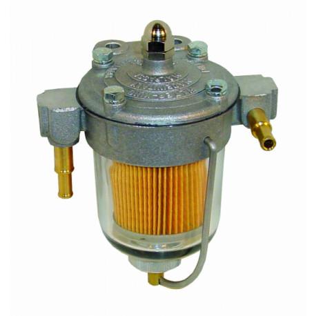 Palivové filtre Regulátor tlaku paliva KING s filtrom pre karburátory | race-shop.sk