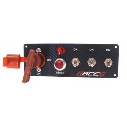 Štartovací panel RACES ISP3 carbon