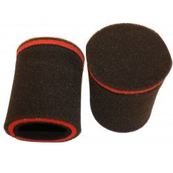 Športové penové filtre na karburátory (2ks)