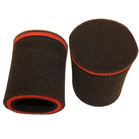 Filtre pre karburátory Športové penové filtre na karburátory (2ks) | race-shop.sk
