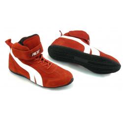 Topánky RACES low červené