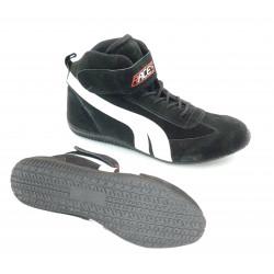 Topánky RACES low čierne