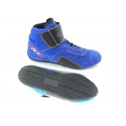 Topánky RACES high modré