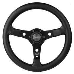 Športový volant Luisi Versilia, 350mm, ekokoža , bez odsadenia