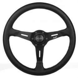 Športový volant Luisi Mistral, 380mm, koža, bez odsadenia
