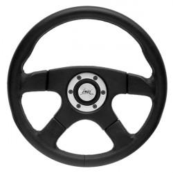 Športový volant Luisi Vincent, 365mm, polyuretán, bez odsadenia
