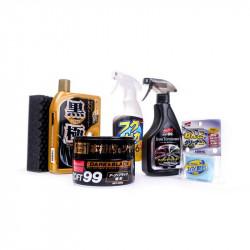 Soft99 set autokozmetiky pre tmavé laky