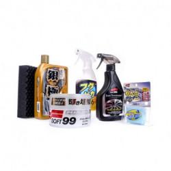Soft99 set autokozmetiky pre svetlé laky