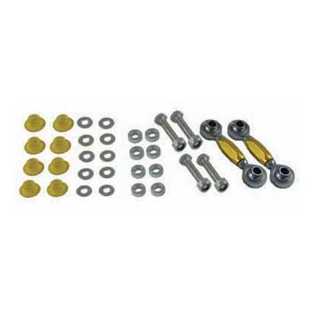 Whiteline Whiteline Sway bar - link kit adj spherical rod end M/SPORT | race-shop.sk