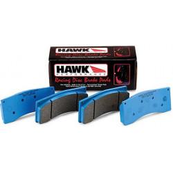 Brzdové dosky Hawk HB116E.580, Race, min-max 37°C-300°C