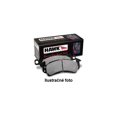 Brzdové dosky HAWK performance Predné brzdové dosky Hawk HB180N.640, Street performance, min-max 37°C-427°C | race-shop.sk