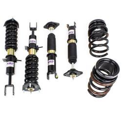Športový výškovo a tuhostne nastaviteľný podvozok HSD Dualtech pre Nissan 350Z Z33 03+