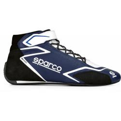 Topánky Sparco SKID FIA modrá