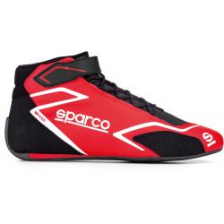 Topánky Sparco SKID FIA červená