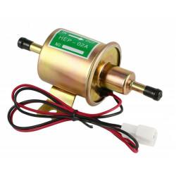 Nízkotlakové palivové čerpadlo RACES Inline 0.21 - 0.34Bar