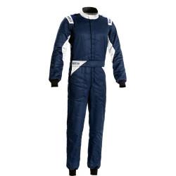 FIA Kombinéza Sparco Sprint modro/biela