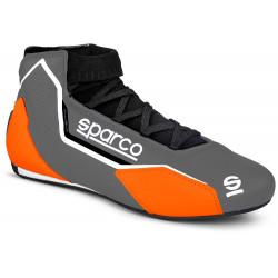 Topánky Sparco X-LIGHT FIA sivé