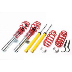 Športový výškovo nastaviteľný podvozok TA-Technix na VW Golf,Jetta,EOS,Touran,Passat , 03 - 08