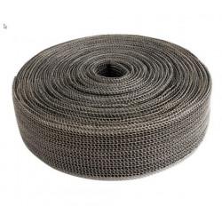 Termo izolačná páska na zvody a výfuk DEI - 40mm x 9m Black