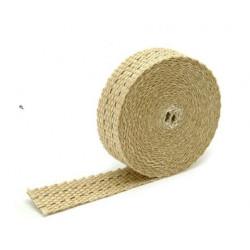 Termo izolačná páska na zvody a výfuk DEI - 2,5 cm x 15 m Tan