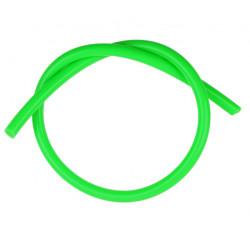 Silikónová podtlaková hadička 4mm, zelená