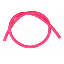 Silikónová podtlaková hadička 3mm, ružová