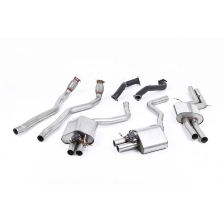 Výfukové systémy Milltek Kompletný systém Milltek Audi RS7 Sportback 4 2013-2018 | race-shop.sk