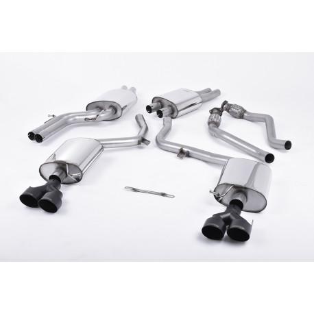 Výfukové systémy Milltek Cat-back Milltek výfuk pre Audi S5 3 TFSI 2011-2021 | race-shop.sk