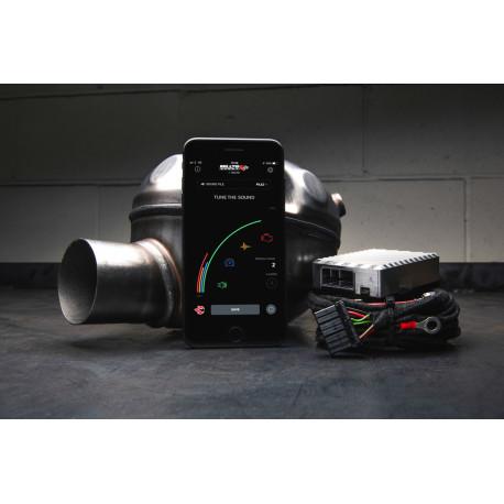 Výfukové systémy Milltek Active Sound Control Milltek Audi S5 3 Bi-TDI 2019-2021 | race-shop.sk